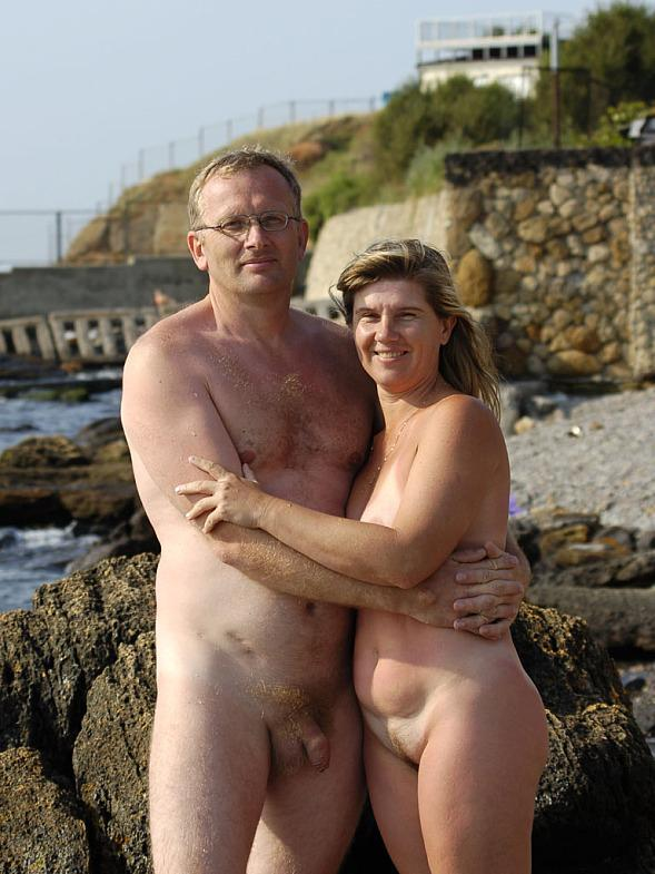 Hairy couple
