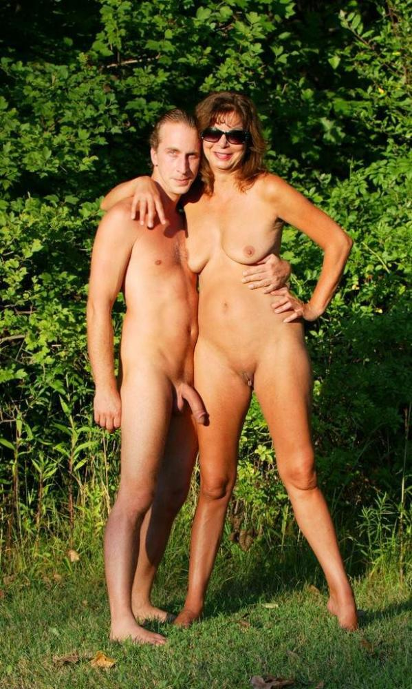 Share nudist camp mature big tits