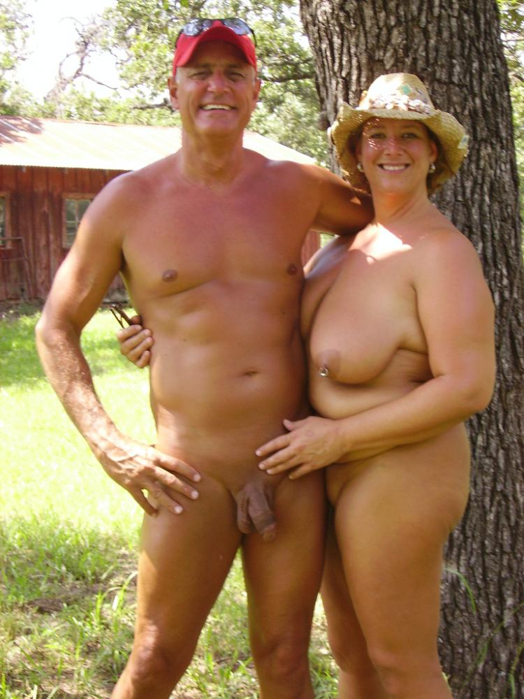 Pictures of naked women outdoors