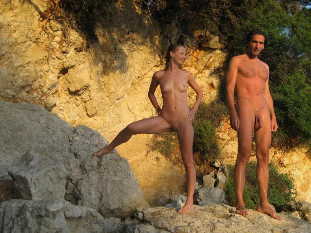 shaved Nudist boys cocks with