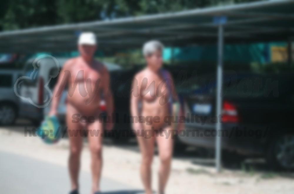 Nude milf contest