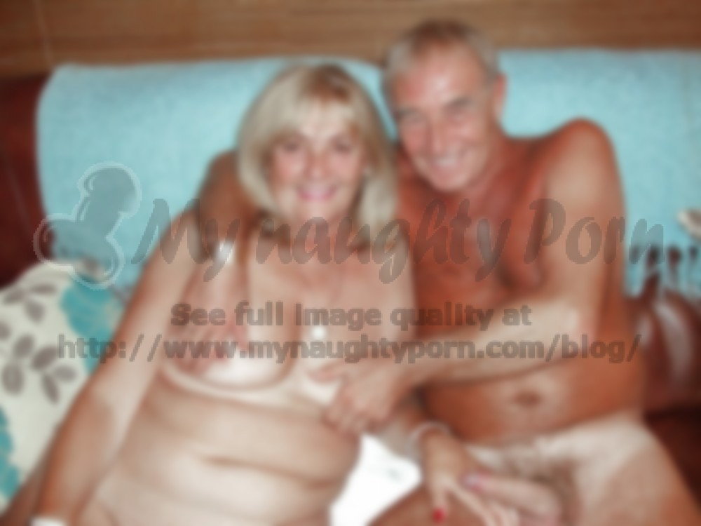 Grandfather and grandmom fucking nude will