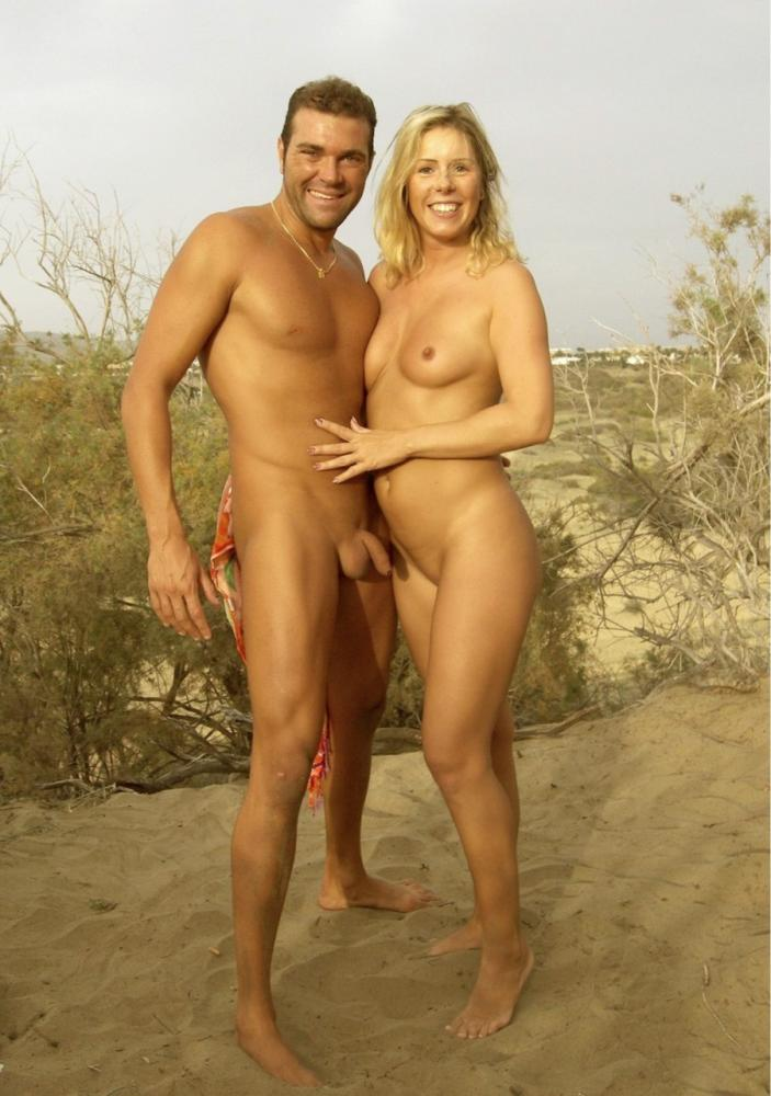 Happy sexy naked couples #5