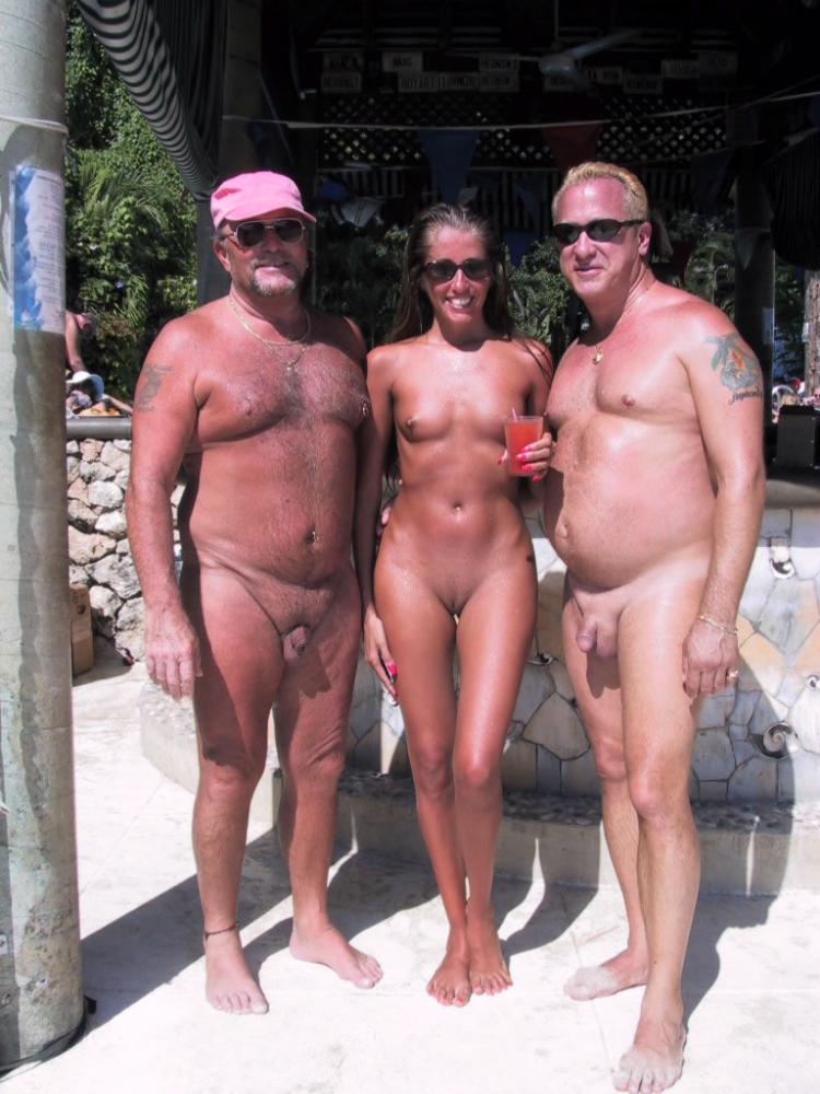 Resort nude couples slightly beaches all-inclusive beach