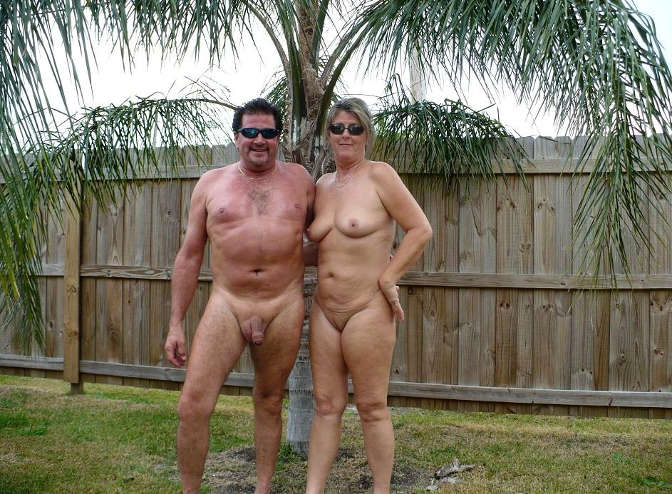 mom with small flabby tits and trimmed pussy with his husband's huge