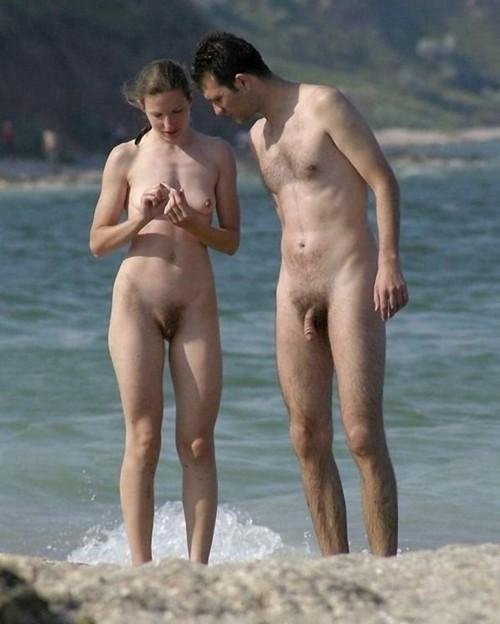 how looking my pussy on beach