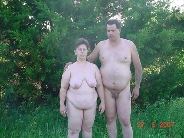 My naked mom and dad