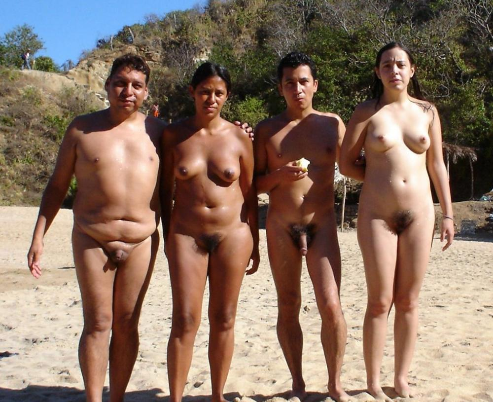 Beach nude average penis size