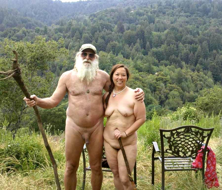 Life. There's Nudist parade penis size has