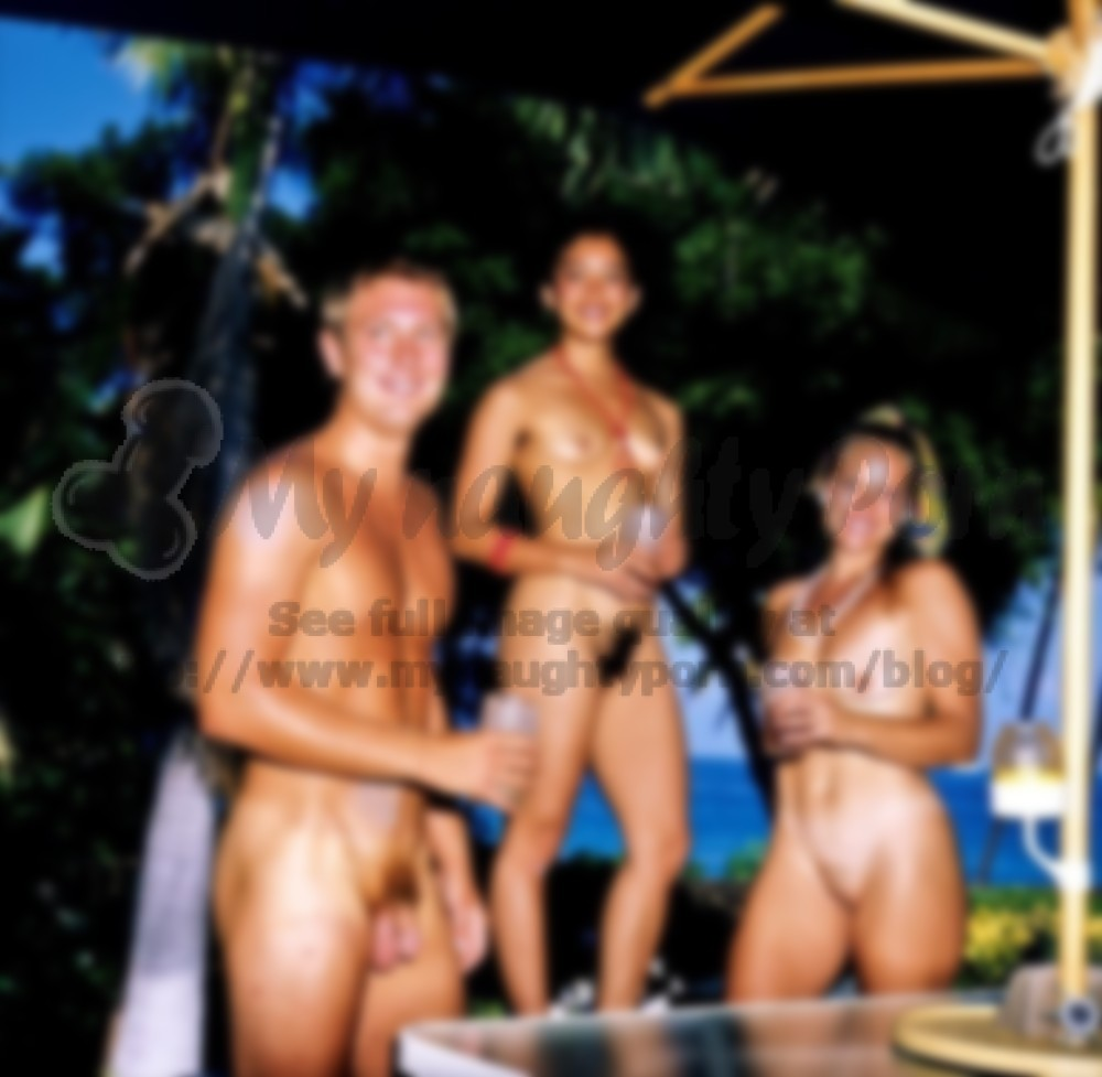 couples naked Nude party