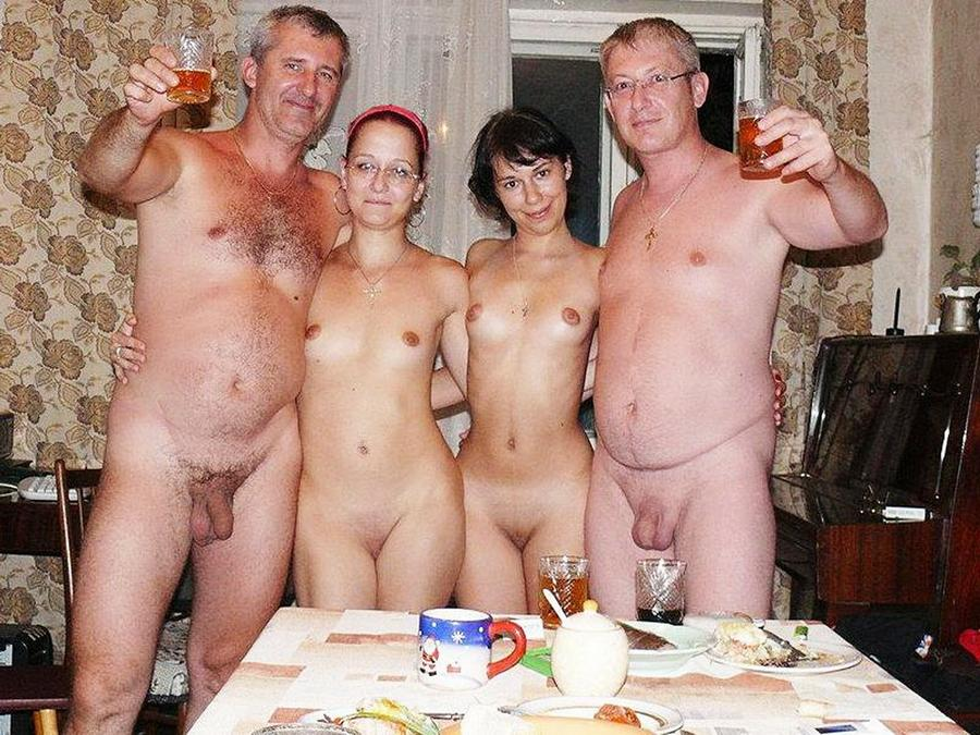 Extra little family nude fickluder