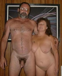 Remarkable, very naked husband and wife consider