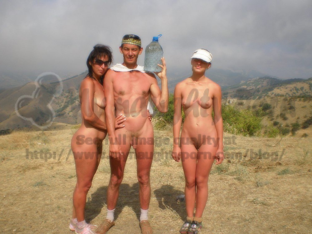 nudist family of wife