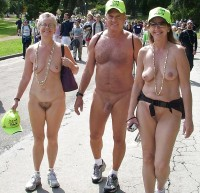 naked couples walking together pussy