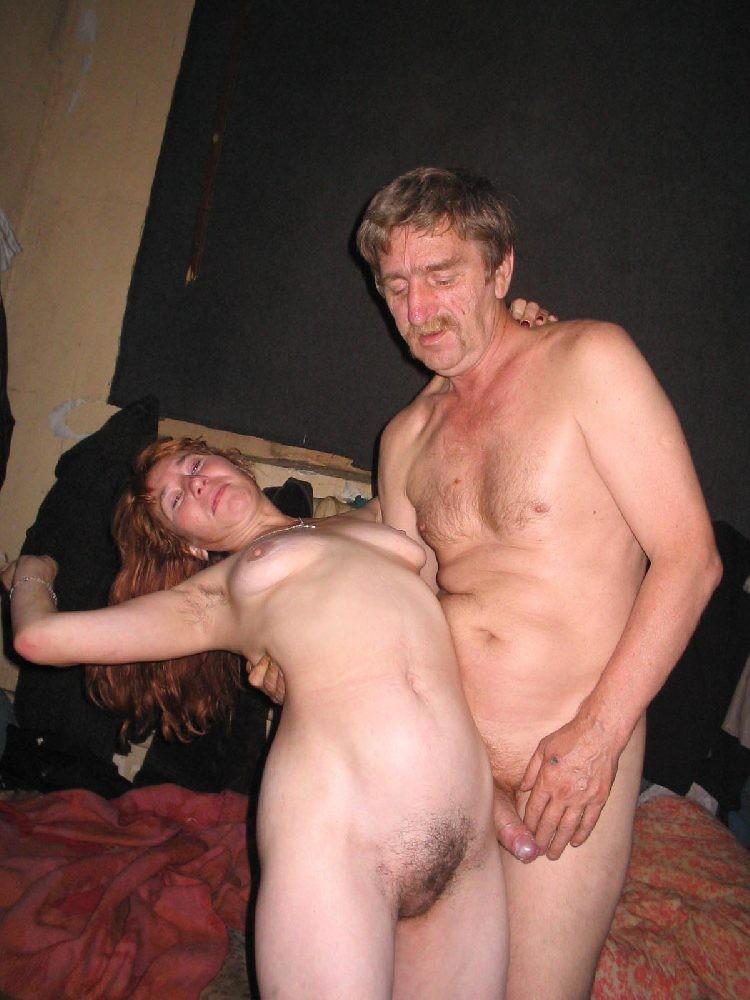 Порно Фото Русских Бродяг