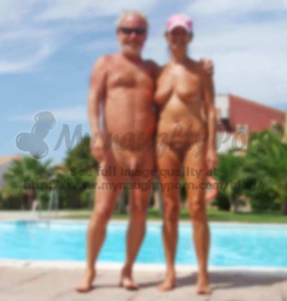 guy fat Naturist resort