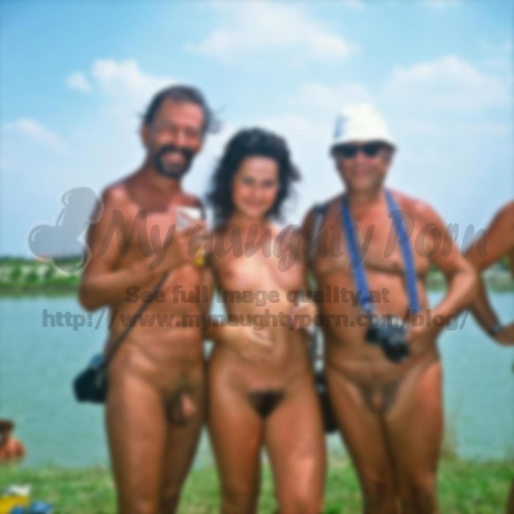 Boring. Hairy women sunbathing nude opinion