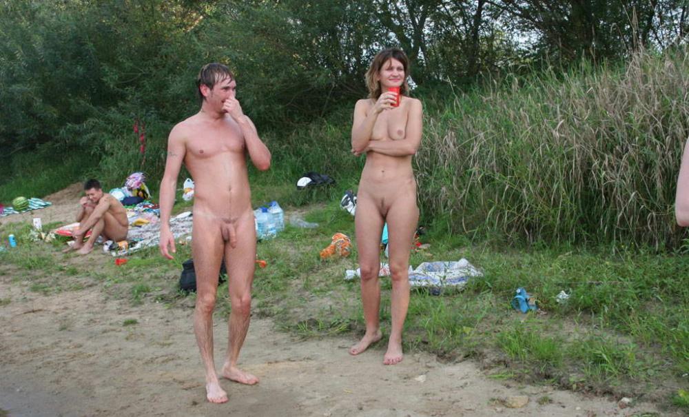 Moms nudist garden 12