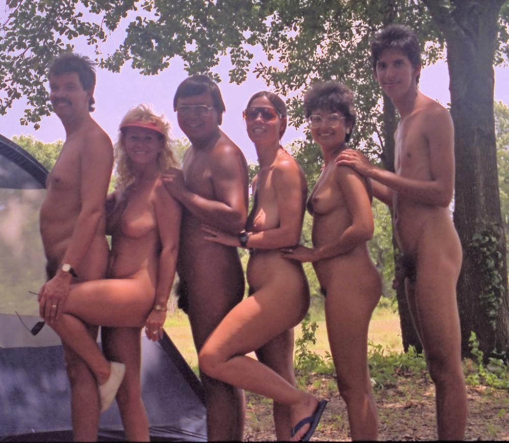 naked family our