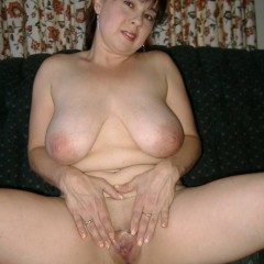 Flabby Wonderful Saggy Tits Loves Young Man